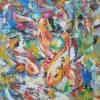 Fishhhhh_Acrylic on Canvas_35X 46 inches_2019