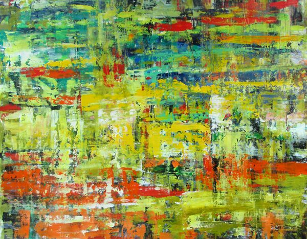 Moving Images 3_Acrylic on Canvas_54x48 inch