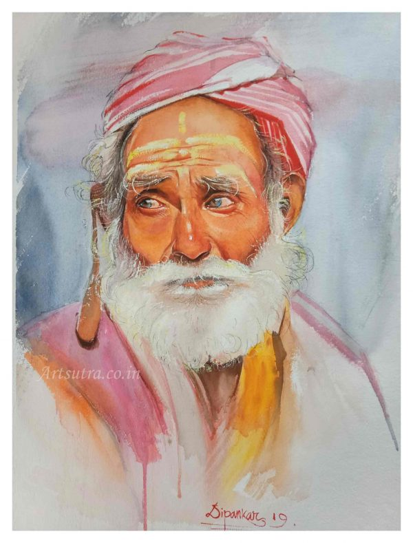 Sadhu-Painting-1
