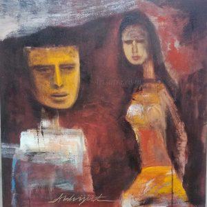 lust-painting, lust-artwork, abstract-lust-art, lust-art