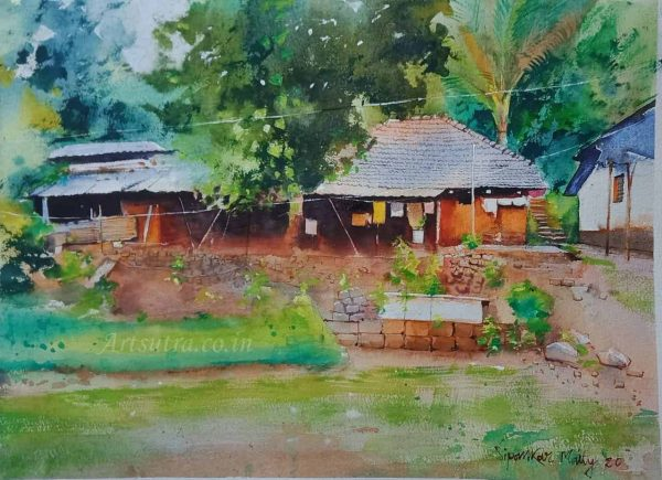 My-native-house-Painting
